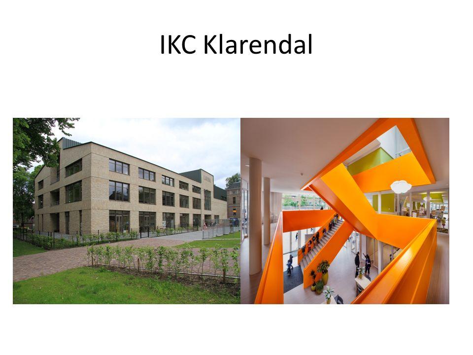 Inhoud presentatie Aanleiding / situatie Klarendal Wat is een IKC.