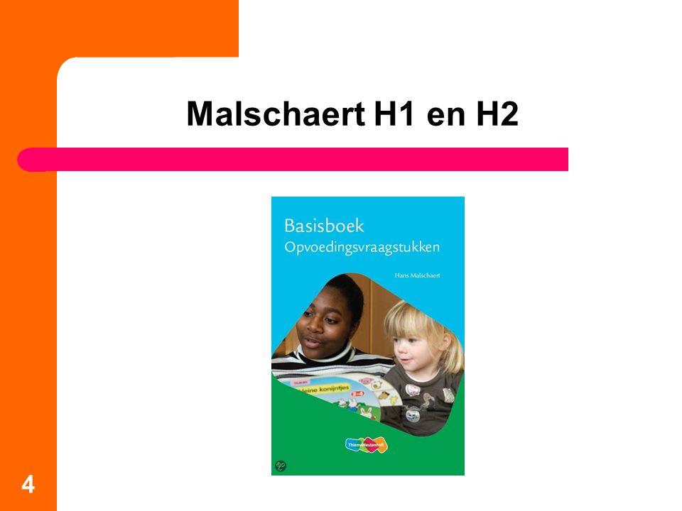 Malschaert H1 en H2 4