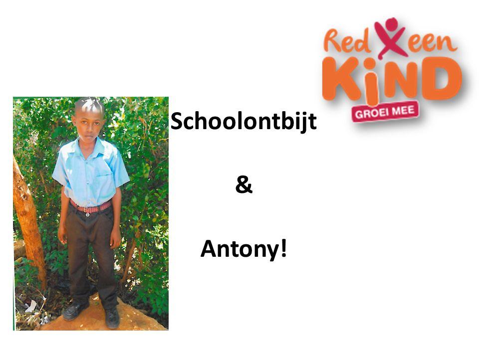 Schoolontbijt & Antony!