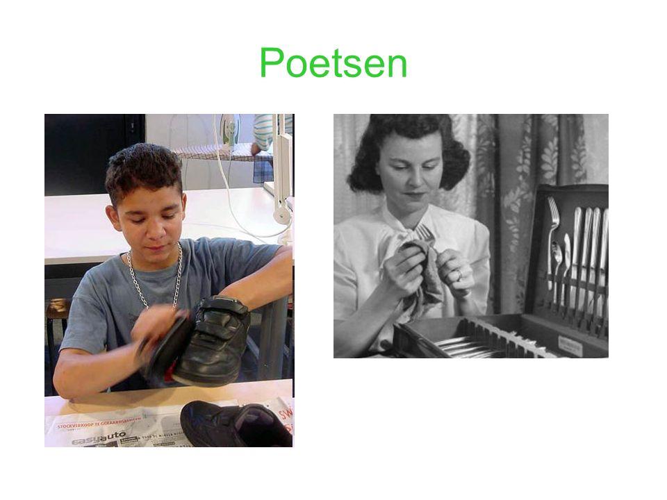 Poetsen