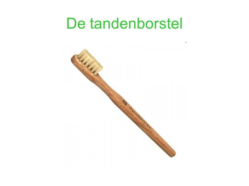 De tandenborstel