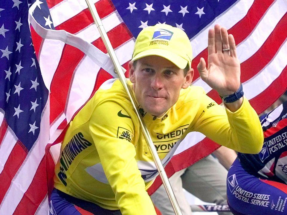 Lance Armstrong heeft toegegeven de doping EPO te hebben gebruikt.