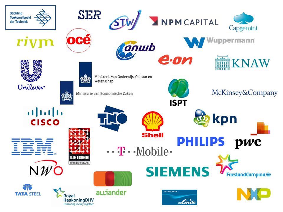 STT-Toekomstverkenningen  Wetenschappelijke basis  Lange termijn (10+ jaar vooruit)  Technologie in de maatschappij  Samen met stakeholders / creatieve denkers