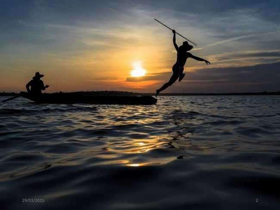 THAILAND 2013 - zomervakantie Thailand, officieel het Koninkrijk Thailand, voorheen bekend als Siam, is een land in het midden van het schiereiland Indochina in zuid – oost Azië Jakkree Thampitakkul, een fotograaf die werkzaam is in de regio Thailand, neemt het alledaagse leven van de boeren en vissers in de regio en transformeert hun dagelijkse taken in spectaculaire kunstwerken.