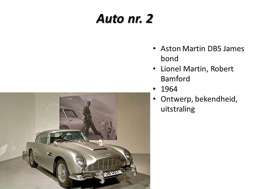 Auto nr.2 Auto nr.