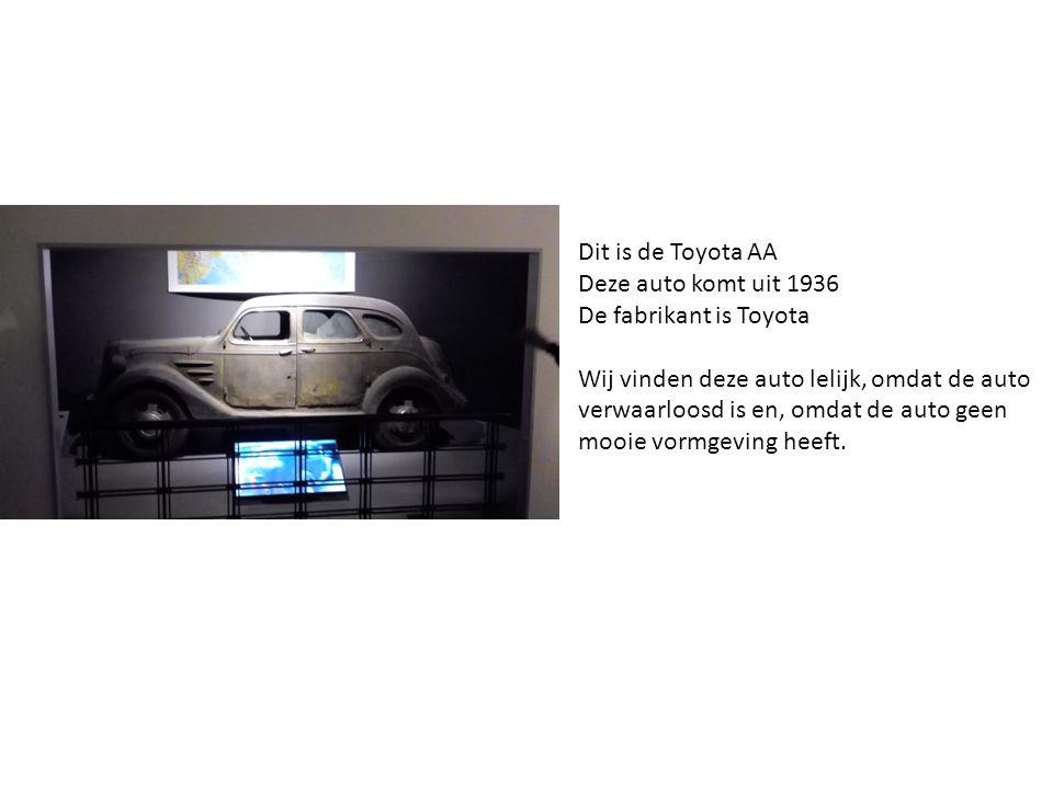 Wij raden dit museum aan, omdat je veel verschillende auto s kunt zien.