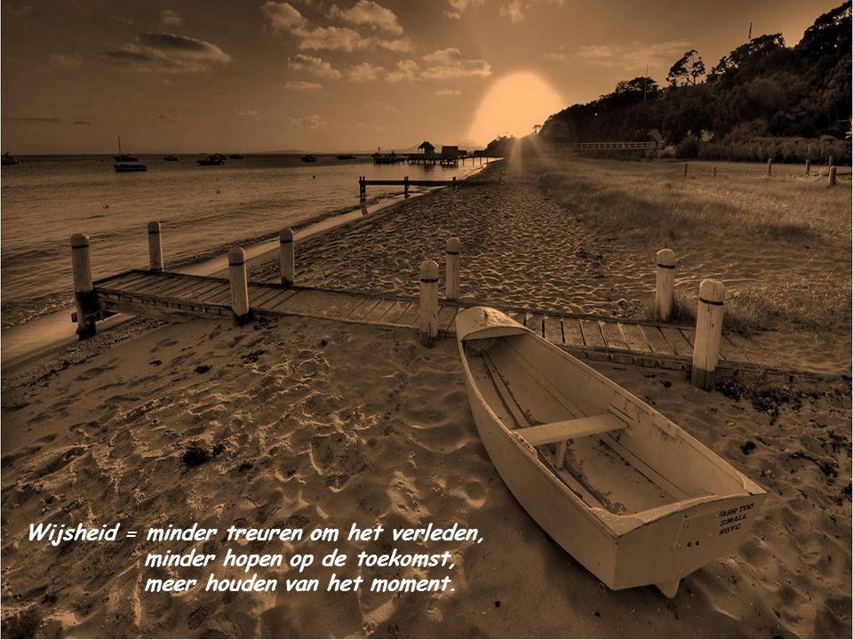Niet alle zielen hebben dezelfde aanleg voor geluk, zoals niet alle gronden dezelfde oogst hebben.