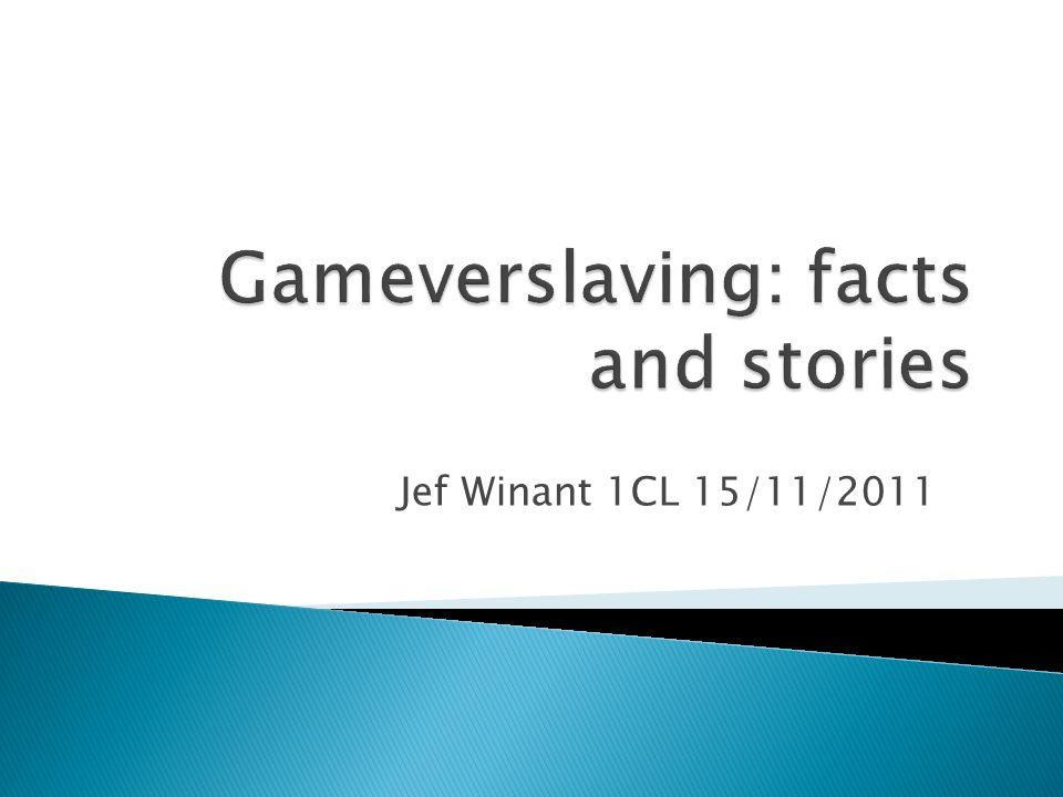 Jef Winant 1CL 15/11/2011
