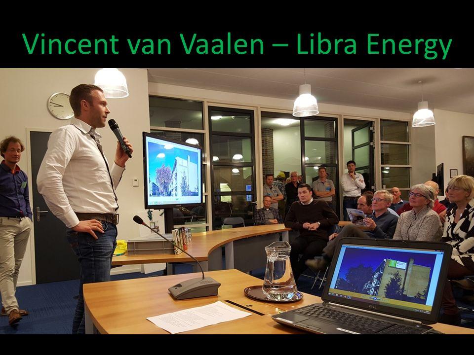Vincent van Vaalen – Libra Energy