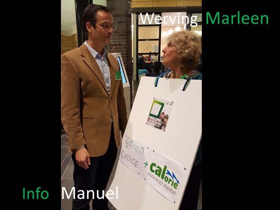 Info Manuel Werving Marleen