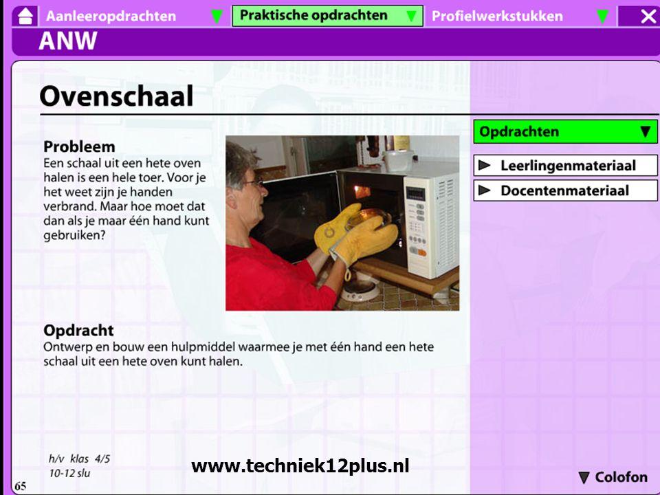 8-1-201612 www.techniek12plus.nl