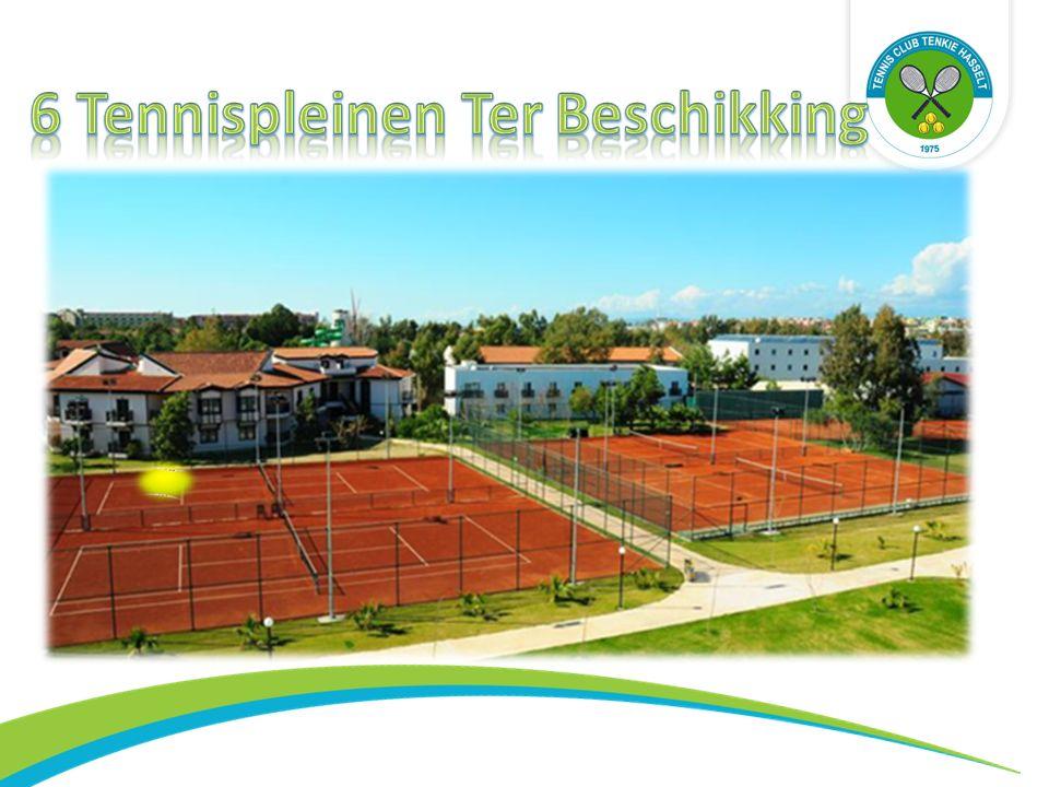 KIDS wit/blauw/rood recrea oranje COMPETITIEADULTS 1,5u/dag tennis2u tennis1,5u/dag training 1 u conditie/dag