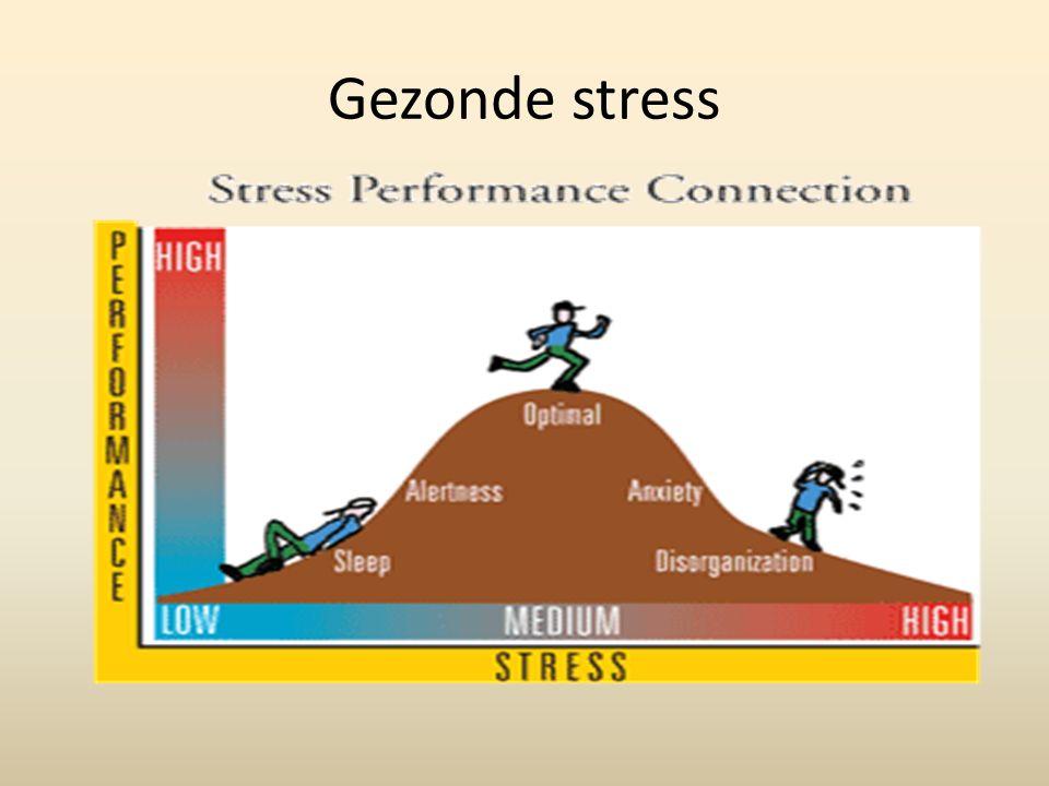 Gezonde stress