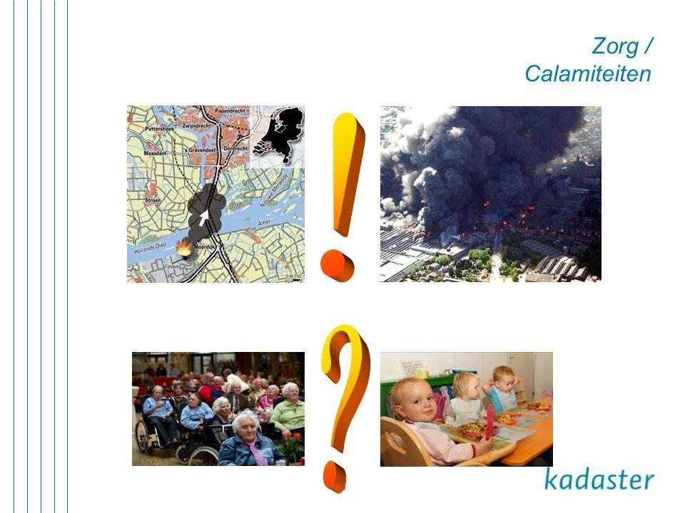 16 Zorg / Calamiteiten