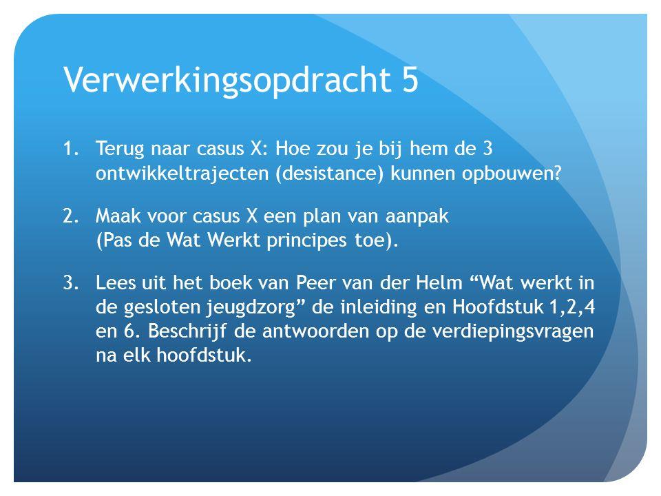 Werkbezoek aan de Hartelborgt Ter voorbereiding op het werkbezoek stel je vragen op betreffende: -Doelgroep -Werkwijze -Methodiek -Personeel -Etc.