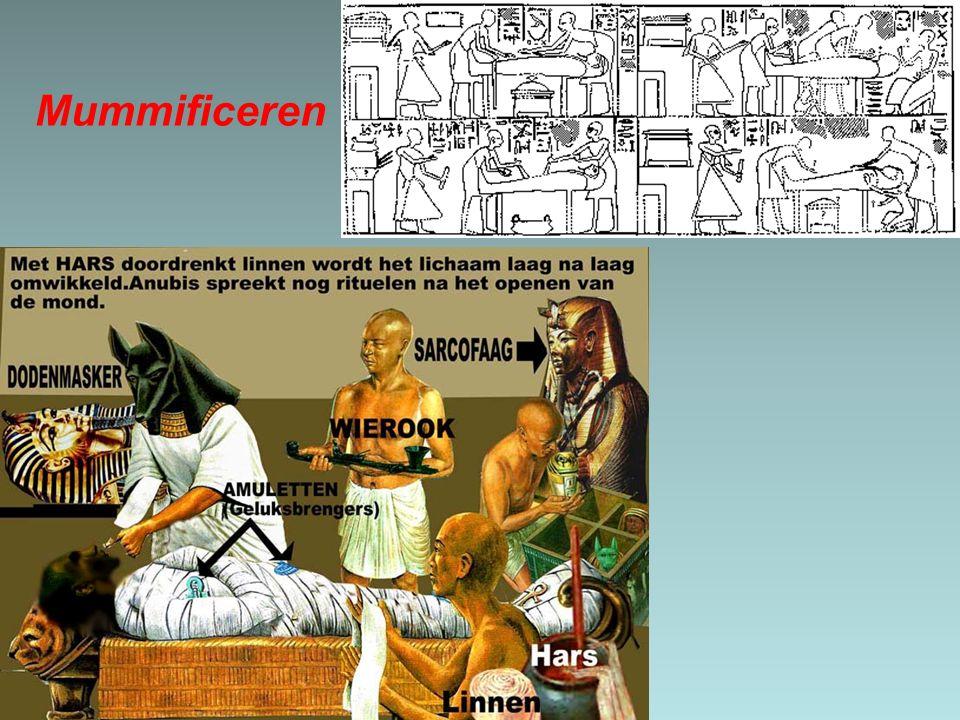 Mummificeren