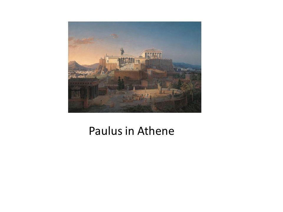 Paulus in Athene