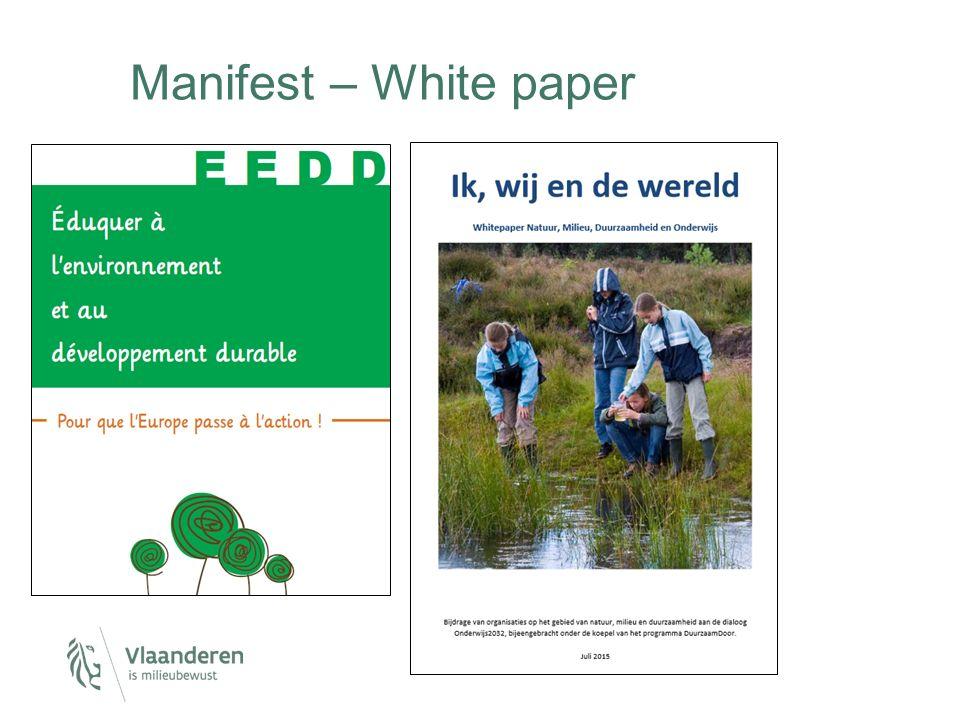 Manifest – White paper
