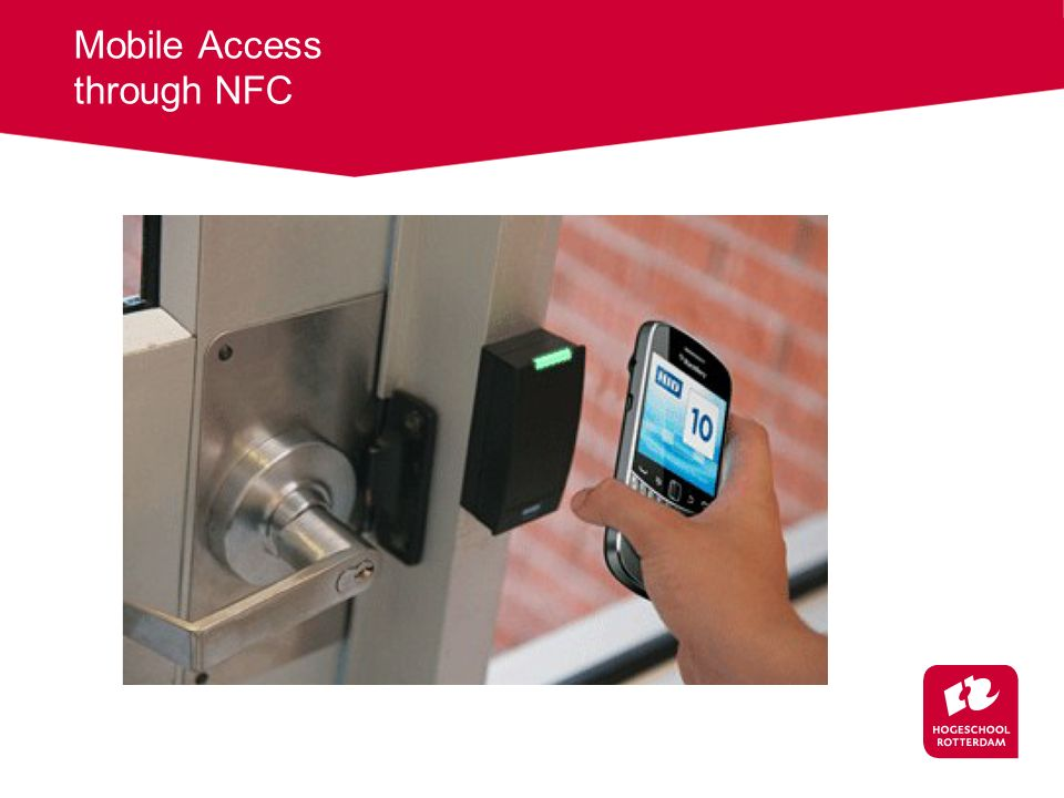 Mobile Access through NFC
