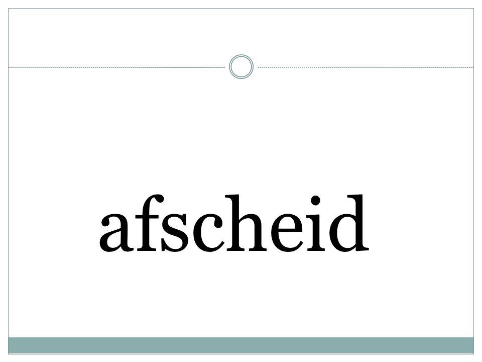 Kijk goed en schrijf het woord. www. Sclera.be