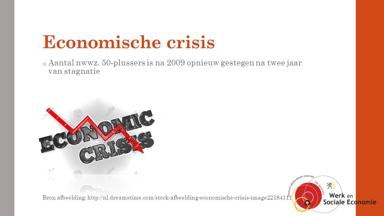 Economische crisis o Aantal nwwz.