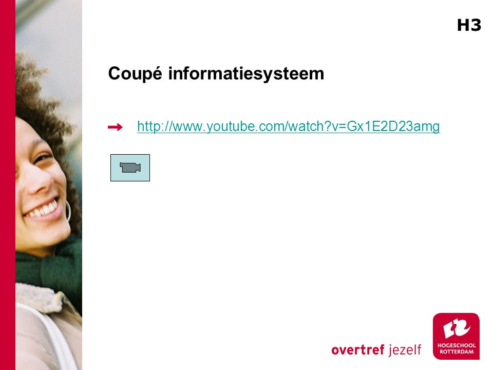 Coupé informatiesysteem http://www.youtube.com/watch v=Gx1E2D23amg H3