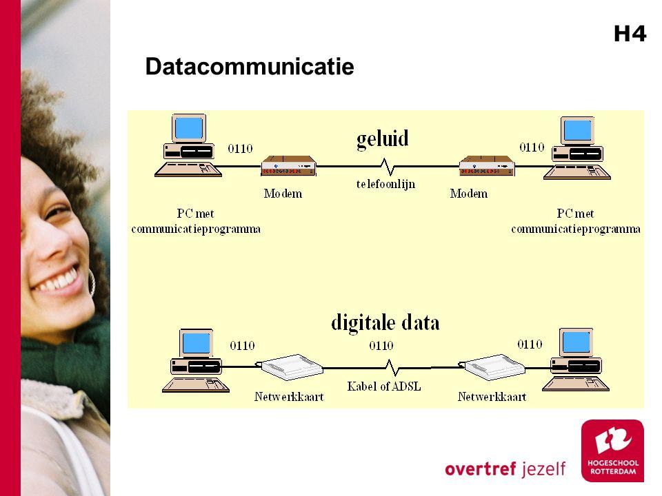 Datacommunicatie H4