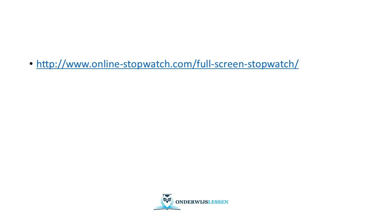 http://www.online-stopwatch.com/full-screen-stopwatch/