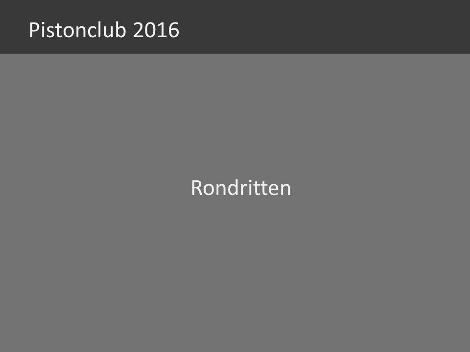 Pistonclub 2016 Rondritten
