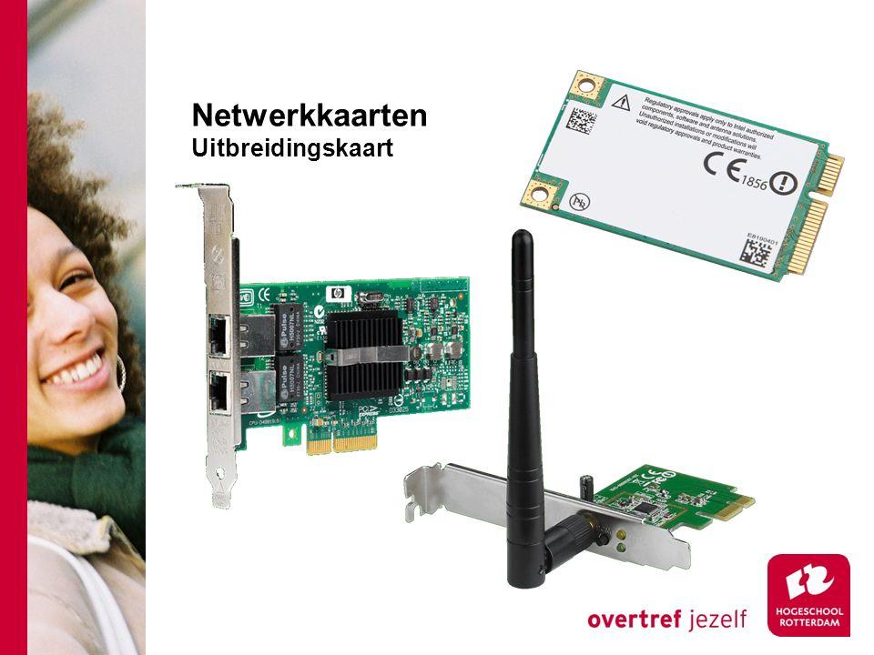 Netwerkkaarten Uitbreidingskaart