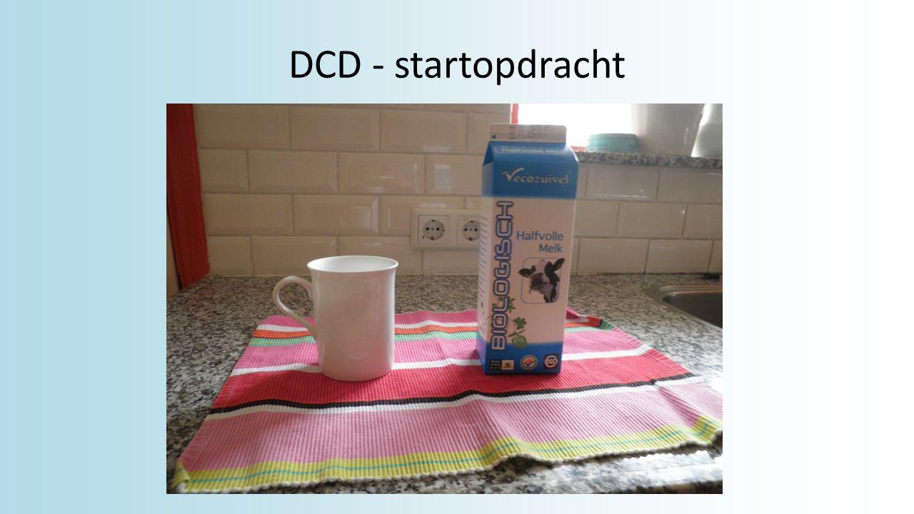 DCD - startopdracht