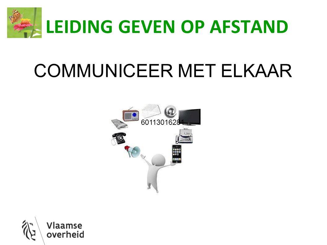 COMMUNICEER MET ELKAAR 60113016281