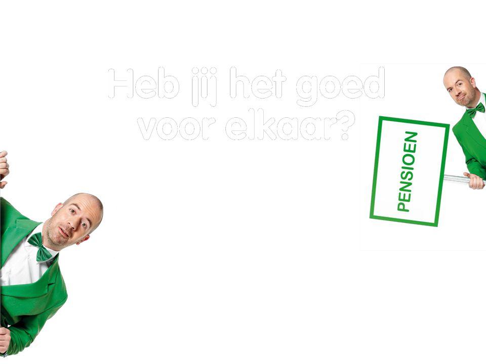 www.genietvanjepensioen.nl En andere individuele pensioenproducten