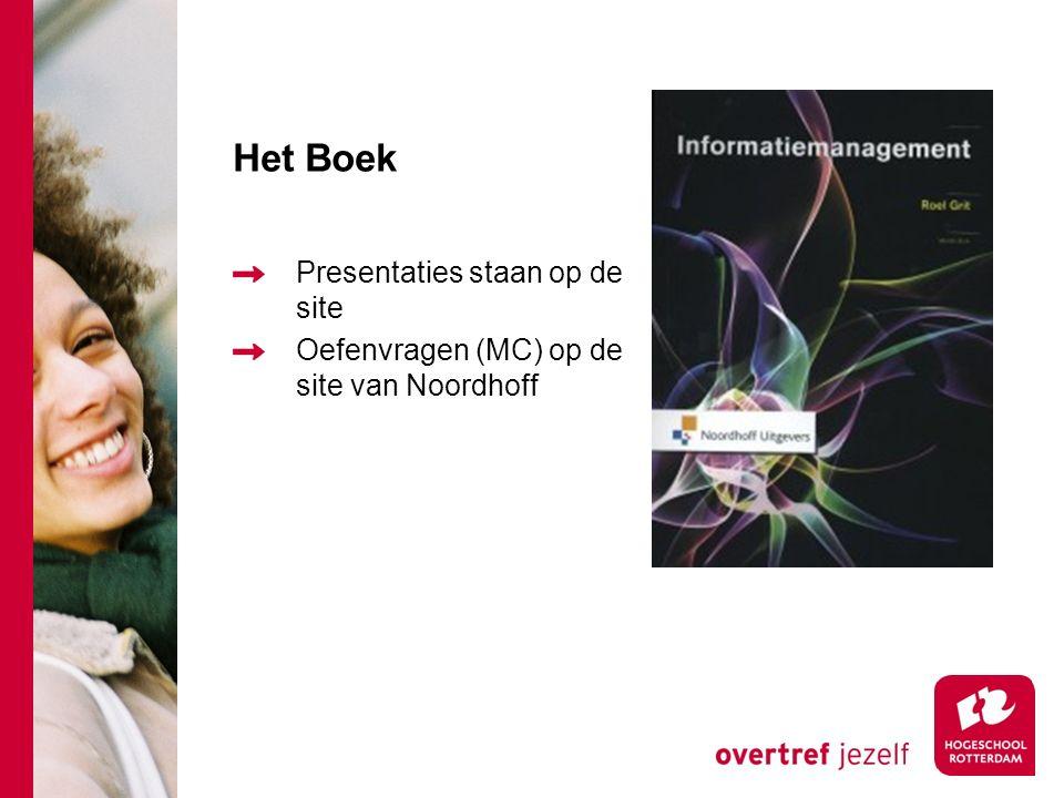 Het Boek Presentaties staan op de site Oefenvragen (MC) op de site van Noordhoff