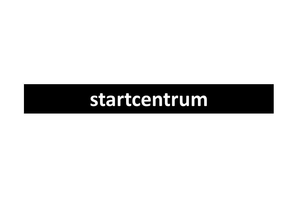 startcentrum