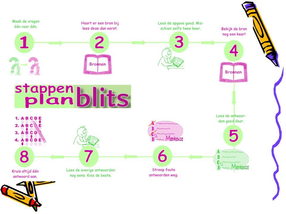 Doel -De leerlingen leren informatie te achterhalen in informatieve en instructieve teksten, waaronder schema's, tabellen en digitale bronnen.