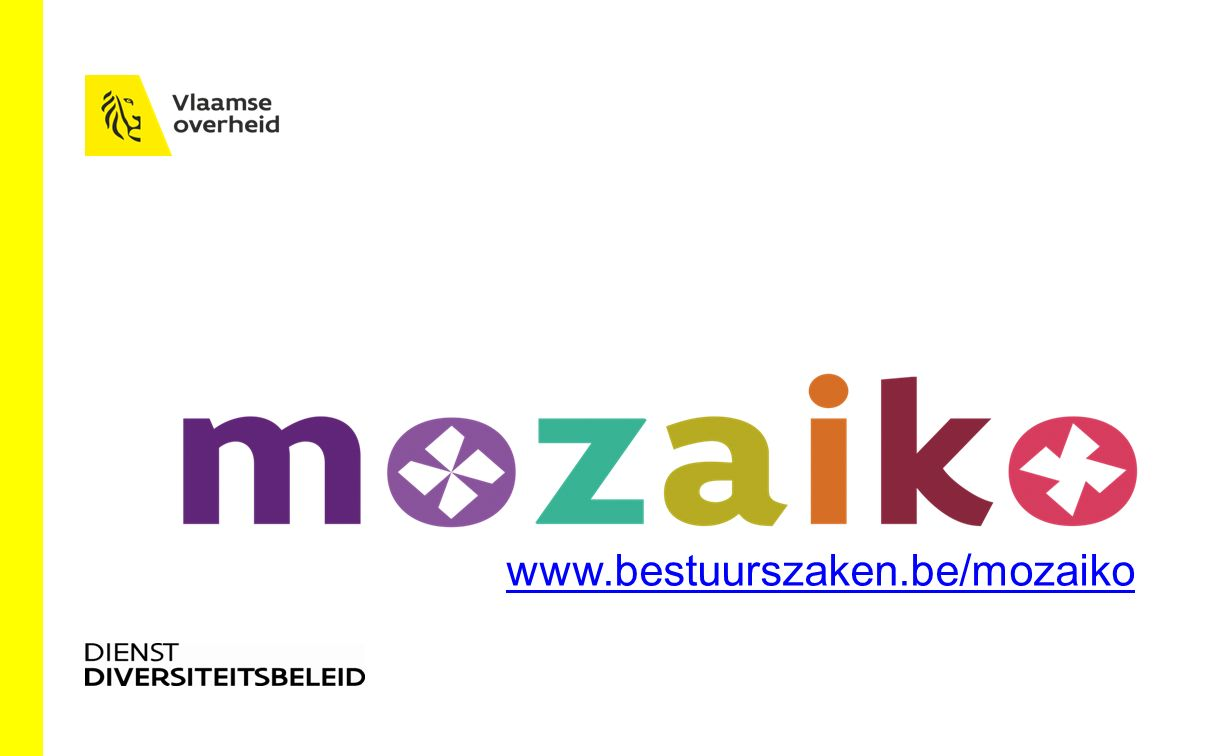 12 november 2015 9u30 – 9u50 Welkom & inleiding (Joke Baeten) 9u50 – 10u50 Centrum gelijke kansen over hun werking & invulling neutraliteit (Imane El Morabet) 9u50 – 10u50 Pauze 11u05 – 12u05 Neutraliteit in de Vlaamse overheid & debat per tafel (Alona Lyubayeva) 12u05 - 12u20 Variaronde & vragen 12u20 – 13u00 Broodjes