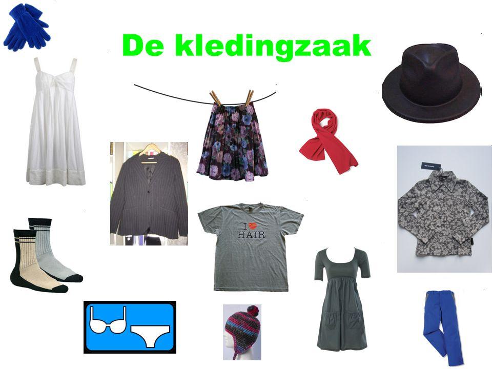 De kledingzaak