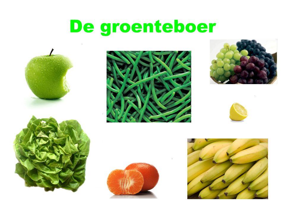 De groenteboer