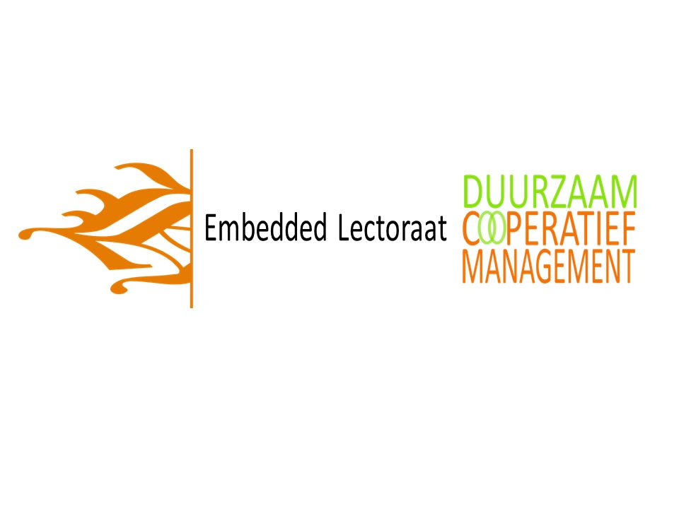 Lectoraat Duurzaam Financieel Management