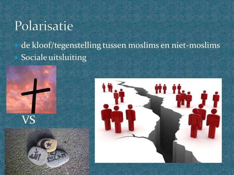 Aantal dat gevoelig is = moeilijk vast te stellen 3 grootste risicogroepen: 1) Autochtone Nederlanders die zich bekeren tot de islam 2) Niet-westerse immigranten die al dan niet legaal in Nederland verblijven.