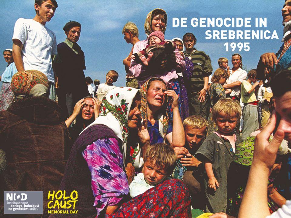 Les 1 – De feiten Wat gebeurde er in 1995 in Srebrenica?