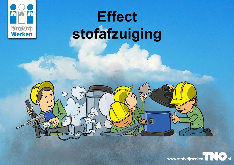 Effect stofafzuiging