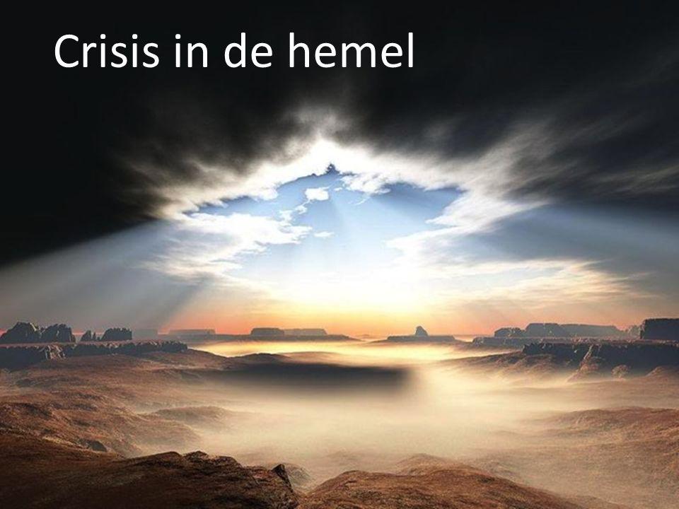 Crisis in de hemel