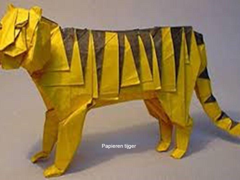 Papieren tijger