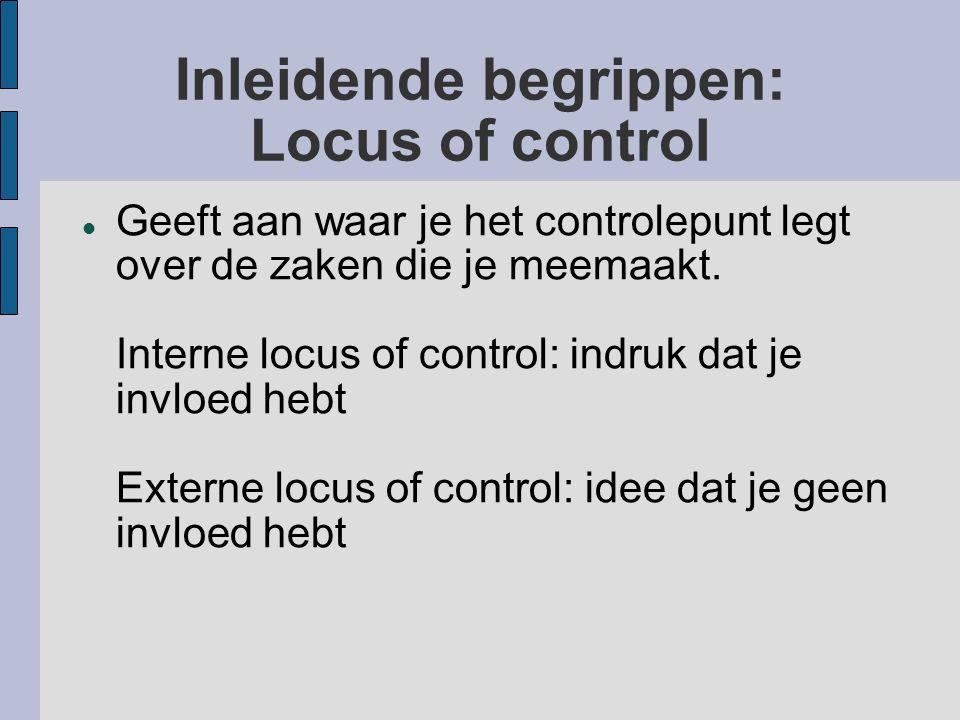 Operante conditionering Belonen > straffen.