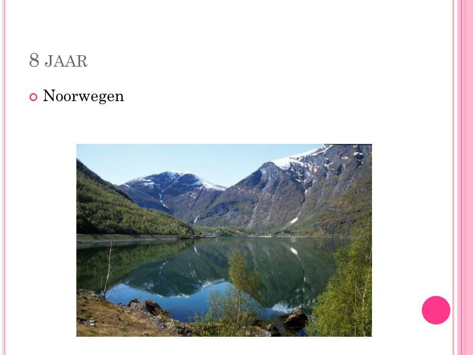 8 JAAR Noorwegen