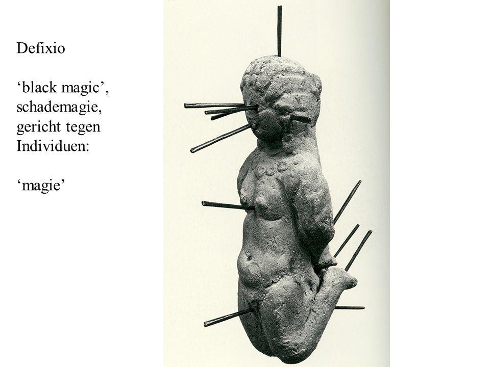 Vervloekingen: 'magie''