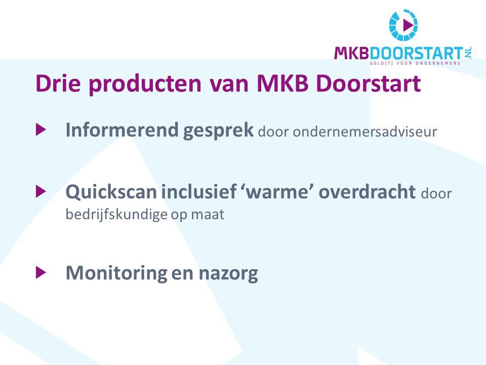 MKB Doorstart biedt als 'linking pin' niet alleen een snelle, maar ook de best passende verbinding tussen hulpvraag en praktische ondersteuning.
