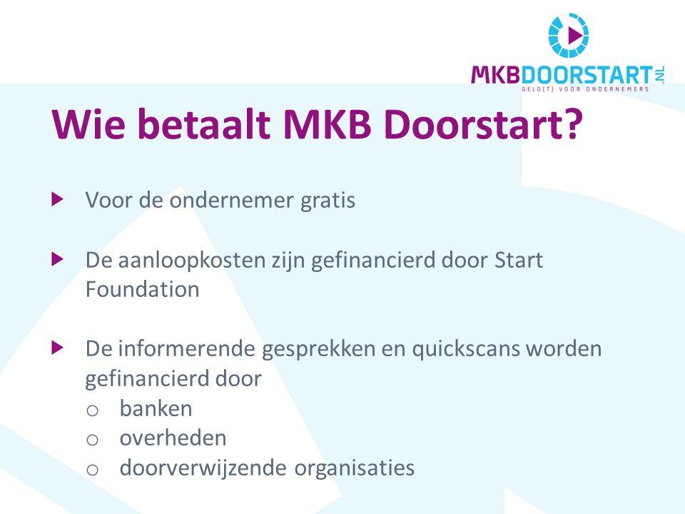 MKB Doorstart Cijfers t/m juni 2015 Landelijk 331 bedrijven hebben zich aangemeld 914 medewerkers, waarvan 322 kwetsbaar Flevoland 197 bedrijven hebben zich aangemeld 666 medewerkers, waarvan 257 kwetsbaar 83 bedrijven met 396 medewerkers geholpen met doorstarten